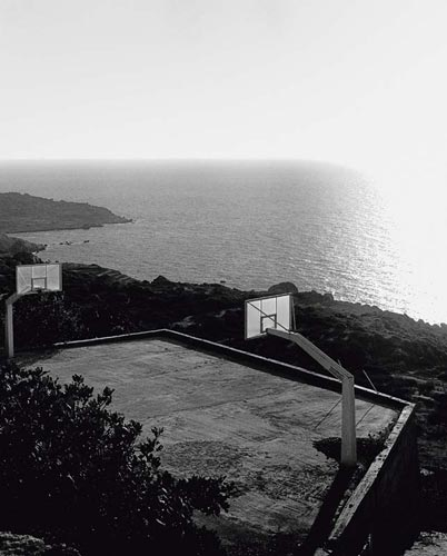 black and white photographs by Michael Kunze